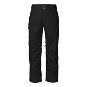 The North Face Freedom Insulated Long Mens Ski Pants, TNF Black, medium
