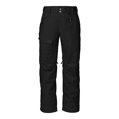 The North Face Freedom Insulated Long Mens Ski Pants, TNF Red, viewer