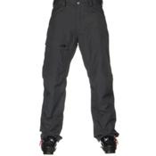 The North Face Freedom Mens Ski Pants, Asphalt Grey, medium