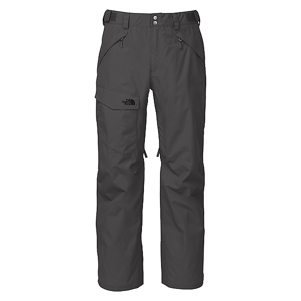 The North Face Freedom Short Mens Ski Pants, , 600