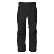 The North Face Freedom Short Mens Ski Pants, TNF Black, medium