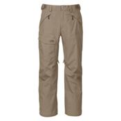 The North Face Freedom Long Mens Ski Pants, Brindle Brown, medium