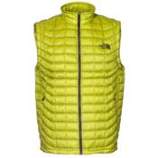 The North Face ThermoBall Mens Vest, Venom Yellow, medium