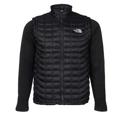 The North Face ThermoBall Mens Vest, TNF Black, viewer