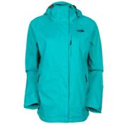 The North Face Varius Guide Womens Shell Ski Jacket, Kokomo Green-Kokomo Green, medium