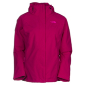 The North Face Boundary Triclimate Womens Insulated Ski Jacket, Dramatic Plum-Dramatic Plum-Dr, medium