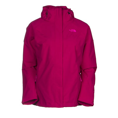 The North Face Boundary Triclimate Womens Insulated Ski Jacket, Cool Blue-Tofino Blue-Tofino B, viewer