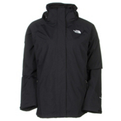 The North Face Boundary Triclimate Womens Insulated Ski Jacket, TNF Black-TNF Black-TNF Black, medium