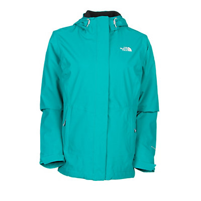 The North Face Claremont Triclimate Womens Insulated Ski Jacket, Kokomo Green-Kokomo Green, viewer