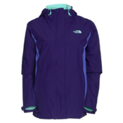 The North Face Claremont Triclimate Womens Insulated Ski Jacket, Garnet Purple-Starry Purple, medium