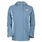 The North Face Claremont Triclimate Womens Insulated Ski Jacket, Cool Blue-Tofino Blue, medium