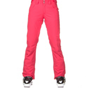 The North Face Farrows Womens Ski Pants, Snowcone Red, medium