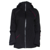 The North Face Skylar Womens Insulated Ski Jacket, TNF Black, medium