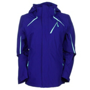The North Face Cool-Ridge Womens Insulated Ski Jacket, Lapis Blue, medium
