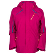 The North Face Cool-Ridge Womens Insulated Ski Jacket, Dramatic Plum, medium