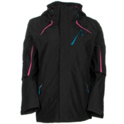 The North Face Cool-Ridge Womens Insulated Ski Jacket, TNF Black, medium
