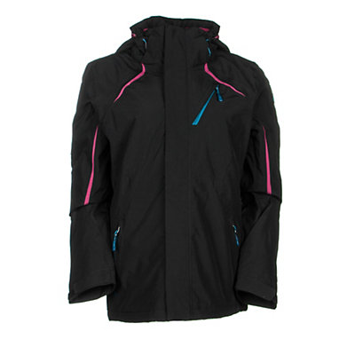 The North Face Cool-Ridge Womens Insulated Ski Jacket, Lapis Blue, viewer