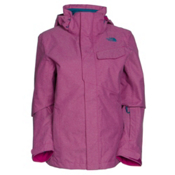 The North Face Helata Triclimate Womens Insulated Ski Jacket, Dramatic Plum, medium