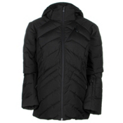 The North Face Heavenly Womens Insulated Ski Jacket, TNF Black, medium