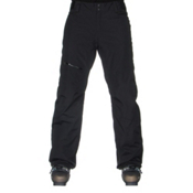 The North Face ThermoBall Snow Womens Ski Pants, TNF Black, medium