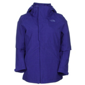 The North Face Moonstruck Womens Insulated Ski Jacket, Lapis Blue, medium