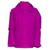 The North Face Moonstruck Womens Insulated Ski Jacket, Magic Magenta, medium