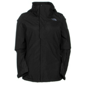The North Face Moonstruck Womens Insulated Ski Jacket, TNF Black, medium