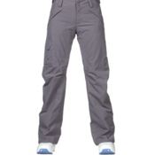 The North Face Freedom LRBC Insulated Womens Ski Pants, Coastal Grey, medium
