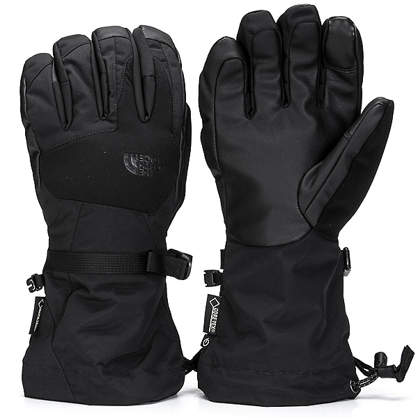 The North Face Powdercloud ETip Gloves, TNF Black, 600