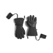 The North Face Montana ETip Womens Gloves, TNF Black, medium