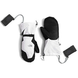 The North Face Womens Montana Mitt, TNF White-TNF Black, 256