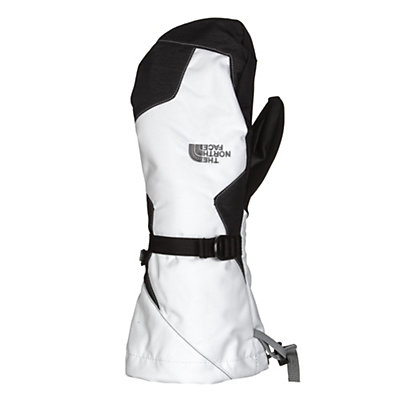 The North Face Womens Montana Mitt, TNF White-TNF Black, viewer