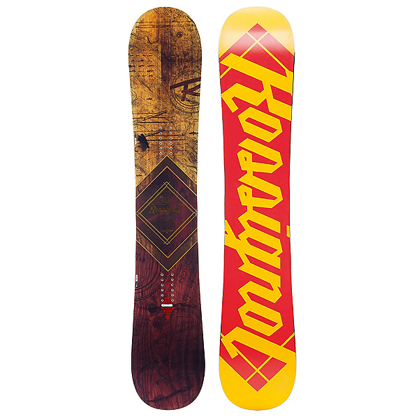 Rossignol Templar MagTek Wide Snowboard 2017, , 600
