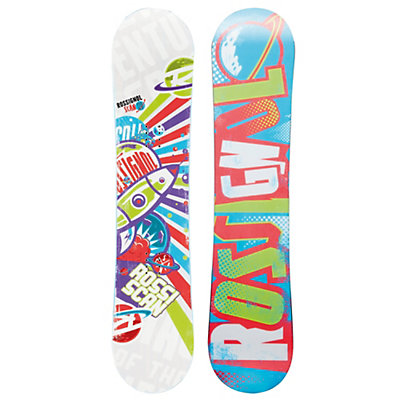 Rossignol Scan AmpTek Boys Snowboard, , viewer