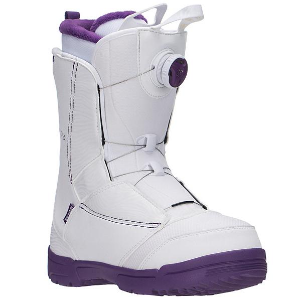 Salomon Pearl Boa Womens Snowboard Boots, , 600