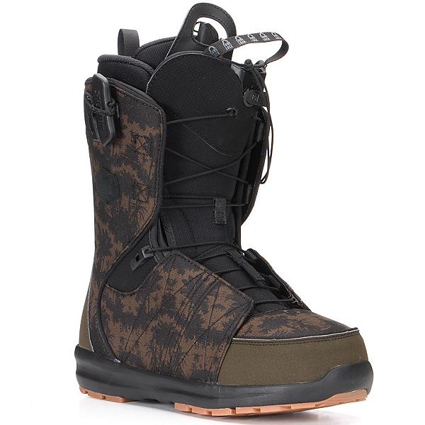 Salomon Launch Snowboard Boots, Print, 600