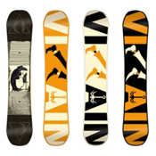 Salomon The Villain Snowboard, , medium