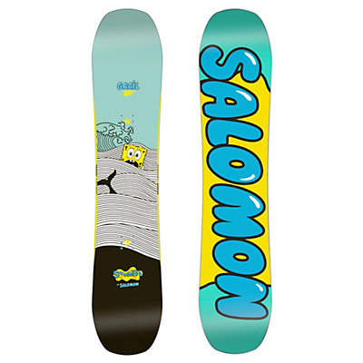 Salomon Grail Boys Snowboard, , viewer