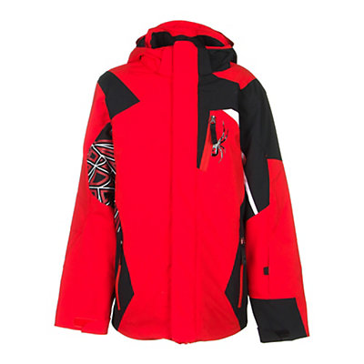 Spyder Challenger Boys Ski Jacket (Previous Season), , viewer