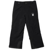 Spyder Force Plus Kids Ski Pants (Previous Season), Black, medium