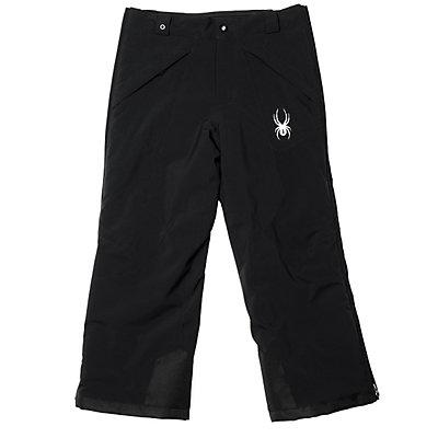 Spyder Force Plus Kids Ski Pants (Previous Season), Black, viewer
