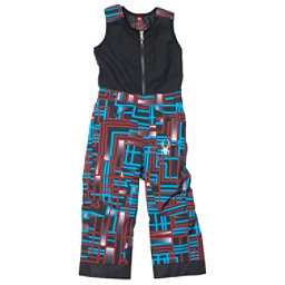 Spyder Mini Expedition Toddler Boys Ski Pants (Previous Season), Volcano Routed Print-Volcano R, 256