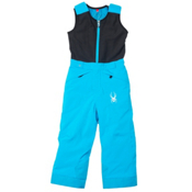 Spyder Mini Expedition Toddlers Ski Pants, Electric Blue-Electric Blue, medium