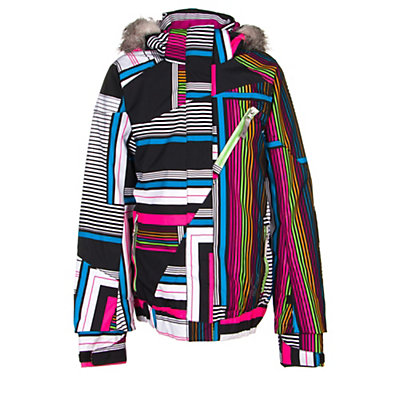 Spyder Lola Girls Ski Jacket (Previous Season), , viewer