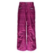 Spyder Vixen Athletic Girls Ski Pants, Wild, medium