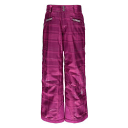 Spyder Vixen Athletic Girls Ski Pants (Previous Season), Wild, 256