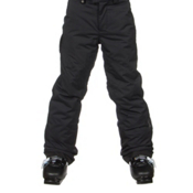 Spyder Mimi Girls Ski Pants, Black, medium