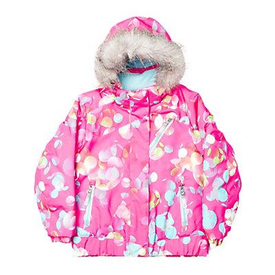 Spyder Bitsy Lola Toddler Girls Ski Jacket (Previous Season), Bryte Bubblegum Focus Print-Sh, viewer
