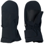 Spyder Mini Cubby Toddlers Mittens, Black-Black, medium