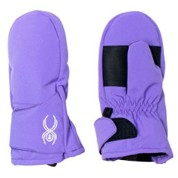 Spyder Bitsy Cubby Toddlers Mittens (Previous Season), Iris, 256